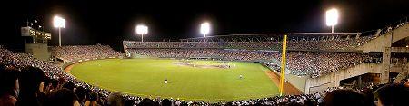 プロ野球オールスターゲーム サンマリンスタジアム宮崎 02