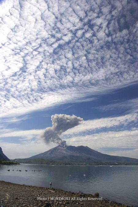 桜島 噴火 02