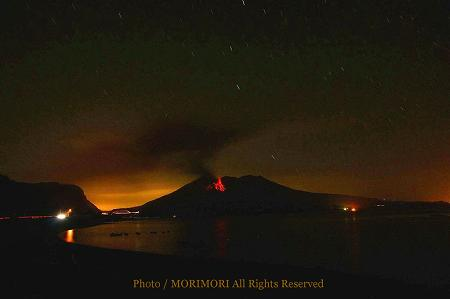 桜島 噴火 04