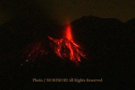 桜島 噴火 05