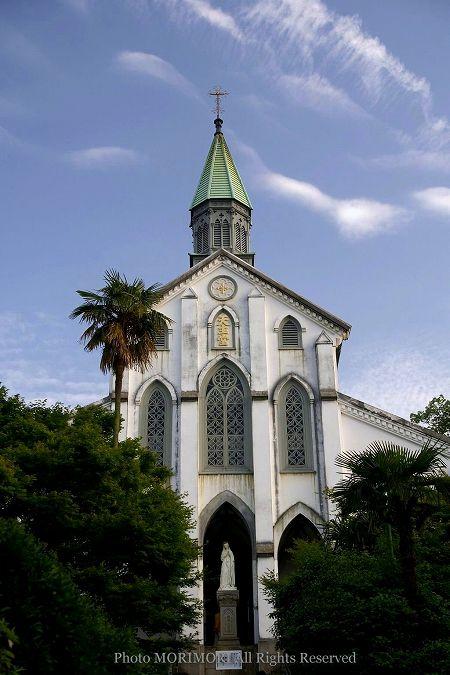 大浦天主堂(日本二十六聖殉教者天主堂)